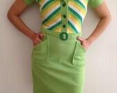Vintage 70's // Lite spring dress