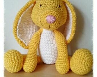 Sweet Bunny Pattern