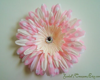 Flower Hair Clip - One Size - #174