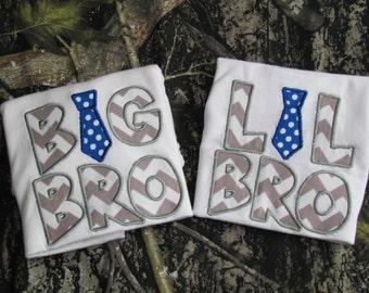 Big Bro/Lil Bro Shirt Set