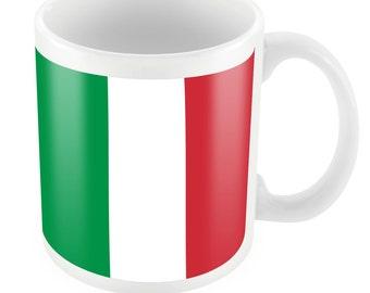 Italy Road To World Cup Ceramic Mug Gift Birthday Present Novelty Brasil 2014