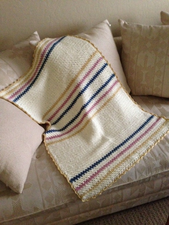 handmade afghan blanket for sale crocheted throw afghan handmade 25 x 36 inches sale was 1893