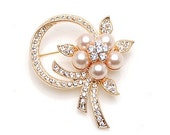 Rhinestone applique, Pearl Brooches, Crystal Brooches, Rhinestone Brooches, diamante applique, Music Symbol Brooches