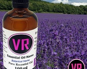 100ml Lavender French 40-42 Lavandula officinalis Essential Oil Aromatherapy