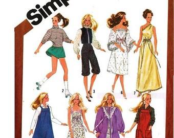 Barbie Wardrobe Pattern #8
