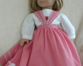 "18"" Doll or American Girl customized Doll Dress"