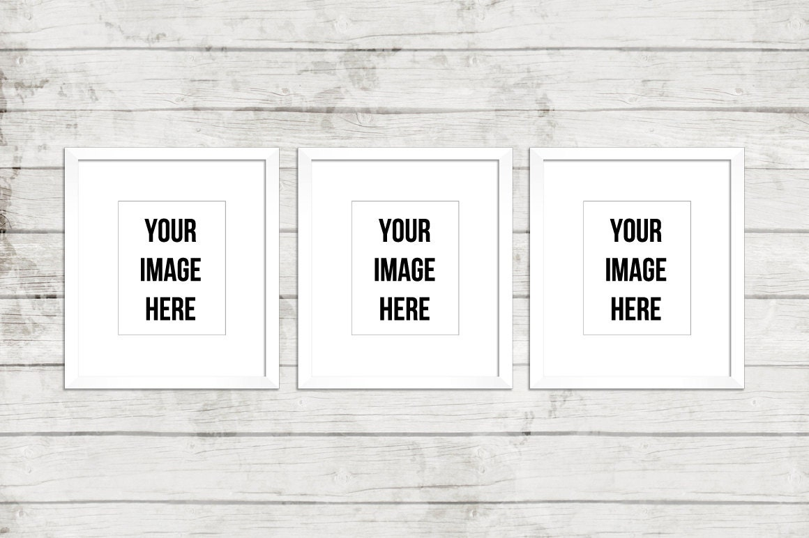 three picture frames - 28 images - structure repetition and ...