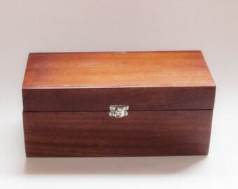 to Wine Box, Tool Box, Wedding anniversary, Wooden Christmas Gift ...