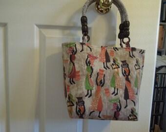 African Inspired Handbag