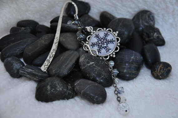 Outlander inspired A Breath of Snow and Ashes Metal Bookmark