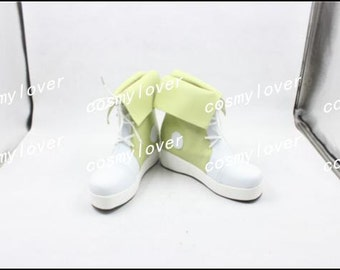 Kagerou Project Kido Tsubomi Cosplay Boots/Shoes