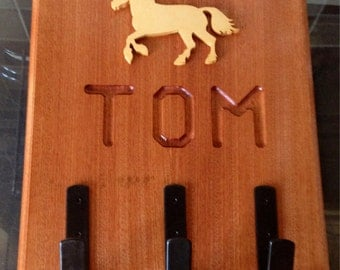 Horse bridle holder