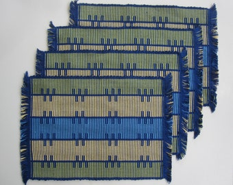Handwoven Reversible Placemat