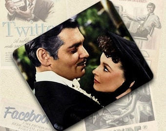 Gone with the wind Large Mousepad Mouse Pad Great Gift Idea LMP086