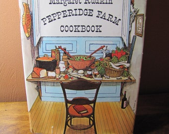 Vintage Margaret Rudkin Pepperidge Farm Cookbook
