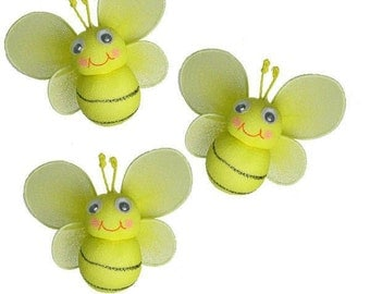 Mini Bumble Bee Decoration