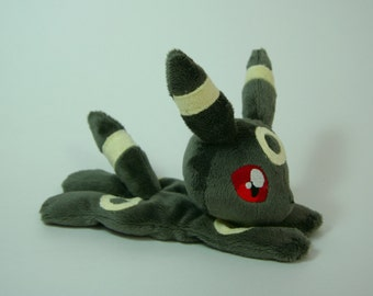 Pokemon Inspired Umbreon Plush Beanie - Made to Order