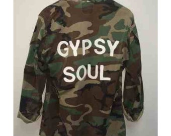 Military Jacket, US Army Jacket