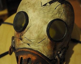 Read info before order inspired Hellboy Karl Ruprecht Kroenen mask cosplay game film movie props