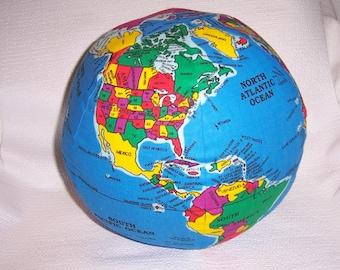 Soft globe