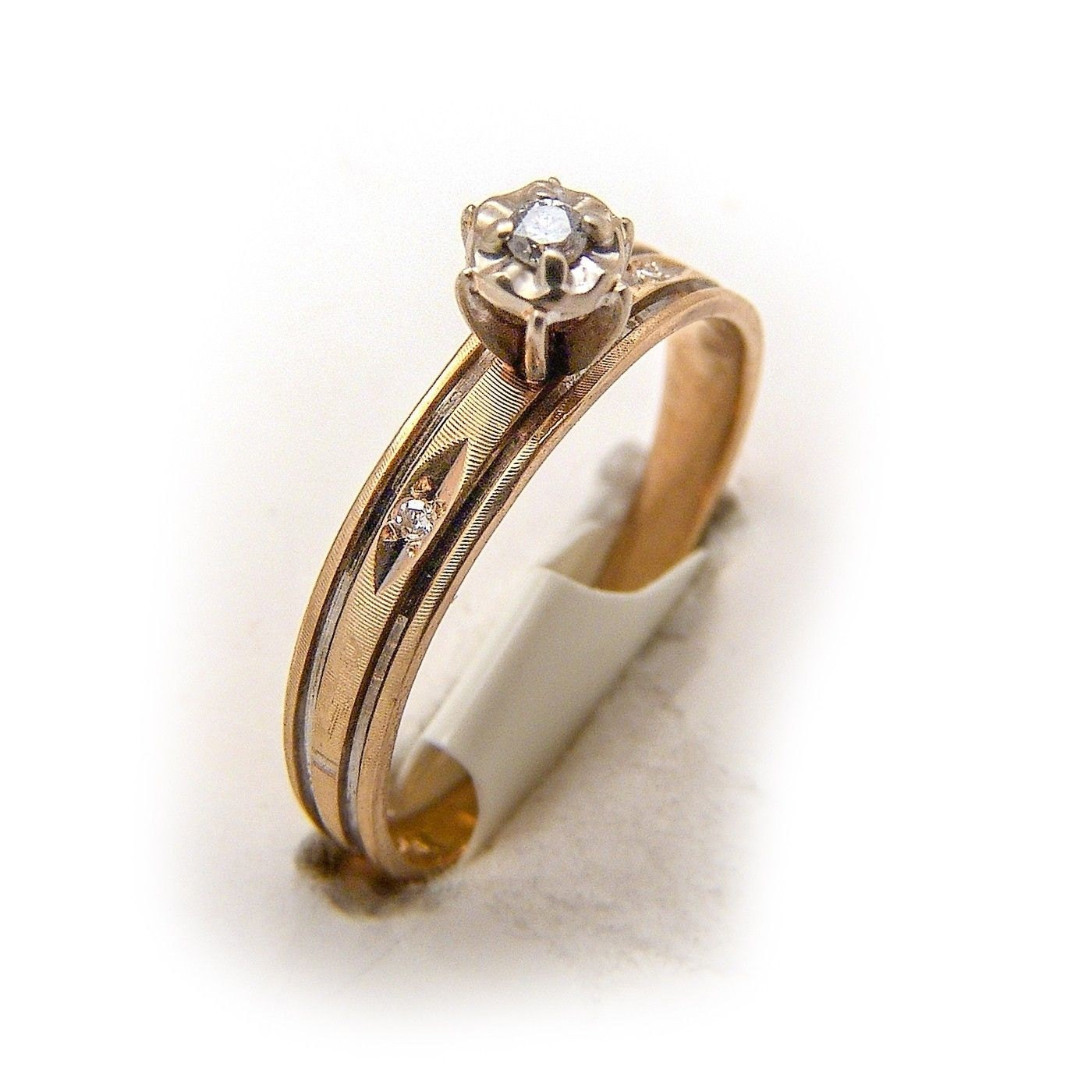 vintage promise ring vintage engagement ring ring