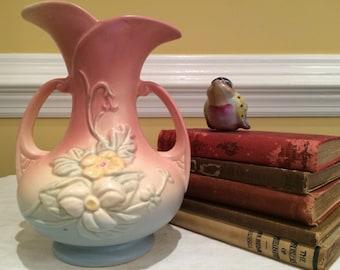 Hull Wildflower Vase W-8