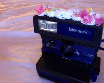 Polaroid Rain bowed