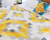 Sunshine Medallion Downloadble Quilt Pattern PDF