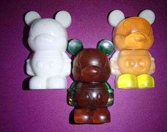 Halloween Cartoon Mouse Soap Set