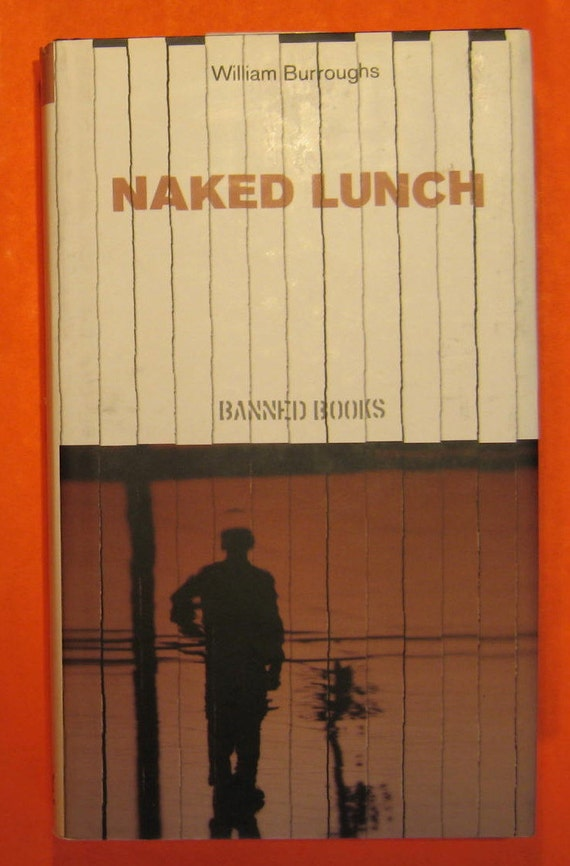 The Naked Lunch - William Burroughs   eBay