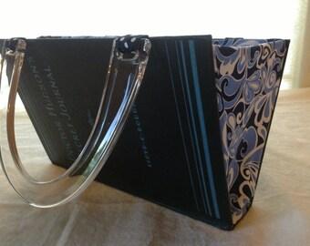 Doctor Hudson's Secret Journal....Book Purse