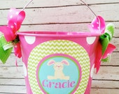 Little Bunny Easter Pail
