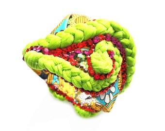 Crazy Cuff bracelet, Imagine Colors collection