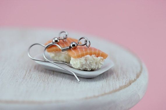 Nigiri Sushi Earrings