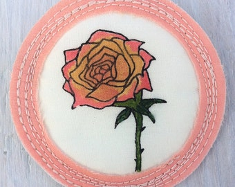 "Merit Badge for ""stopping to smell the roses"""