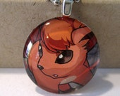 Vulpix Necklace