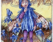 Fabric Jigsaw Puzzle - Flower Fairy