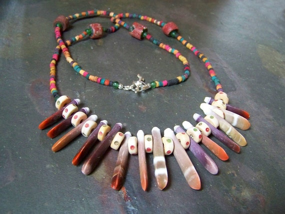 Tribal Necklace...