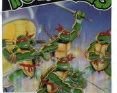 Teenage Mutant Ninja Turtles Original PC game 1989