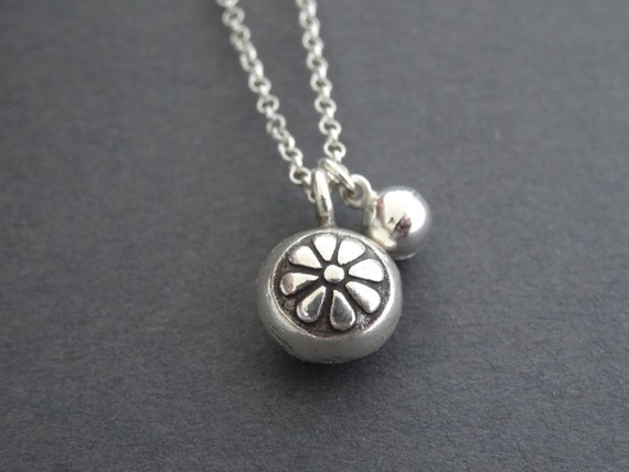 Silver Bells Necklace Christmas Jingle Bell Jewelry By