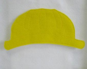 Construction Hard Hat Dress Up Hat