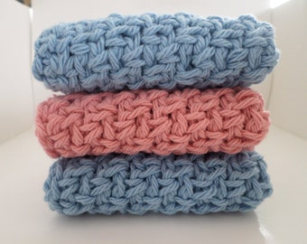 Set of 3 County Kitchen Dishcloths