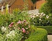 English Garden Path