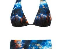 SALE. Musca Galaxy Bikini Bottom