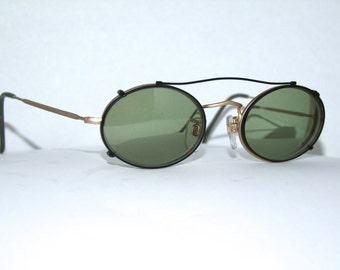 Giorgio Armani Eyeglasses // Vintage Designer Frames ...