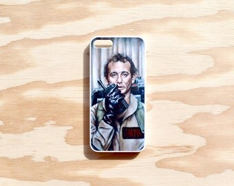 Bill Murray as Dr. Venkman Phone Case - iPhone 6 / iPhone 5/5S / iPhone 4/4S - Ghostbusters Painting