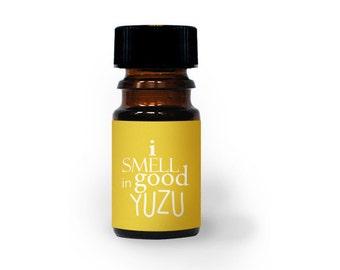 YUZU Perfume Oil