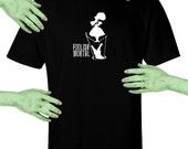 Voodoo Sugar Foolish Mortal Haunted Mansion Men's / Unisex Black t-shirt Plus Sizes Available