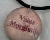 "Game Of Thrones ""Valar Morghulis"" Necklace"