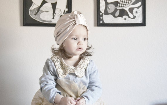 The Chloe Turban- silky turbans